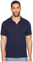 Vilebrequin Pique Polo with Contrast Collar Men's Clothing