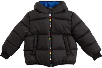Little Marc Jacobs Reversible Nylon Down Jacket