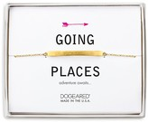 Dogeared Going Places Bracelet