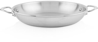 Mauviel M'Cook Fry and Serve Round Pan (28cm)