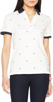 Daniel Hechter Women's Poloshirt Polo Shirt