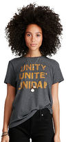 Denim & Supply Ralph Lauren Unity Cotton Jersey Tee