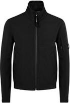 C.p. Company Black Shell Jacket