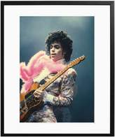 Sonic Editions Prince LA 1985 (Framed)