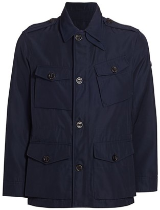 Ralph Lauren Purple Label Wrekham Four-Pocket Jacket
