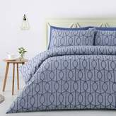 Accessorize Harlow Jacquard Quilt Cover Set, Queen