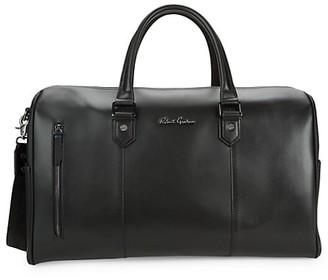 Robert Graham Bolger Faux Leather Weekend Bag