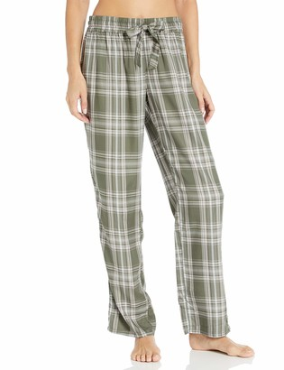 PJ Salvage Women's MAD for Plaid Pant