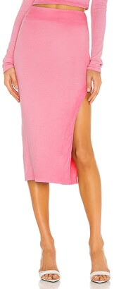 Cotton Citizen x REVOLVE Melbourne Midi Skirt