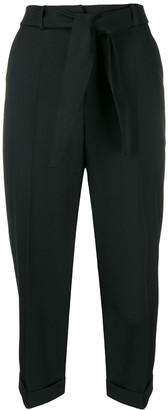 Christian Wijnants high-rise cropped trousers