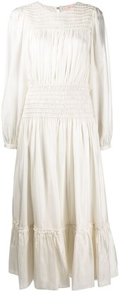 Tory Burch Elasticated Panel Dress