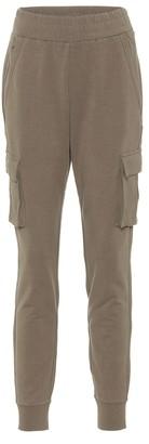 Alo Yoga Cargo jersey trackpants