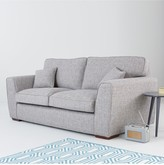Rio 3-Seater + 2-SeaterStandard Back Fabric Sofa Set (Buy and SAVE!)