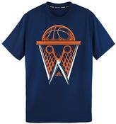 adidas Boys 8-20 Climalite March Madness Net Tee