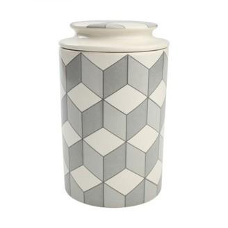 T&G City Cube Large Storage Jar