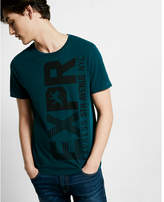 Express crew neck 5TH avenue nyc graphic tee