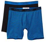 Calvin Klein Classic Fit Boxer Brief - Pack of 2
