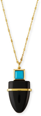 Jennifer Zeuner Jewelry Divina Pendant Necklace