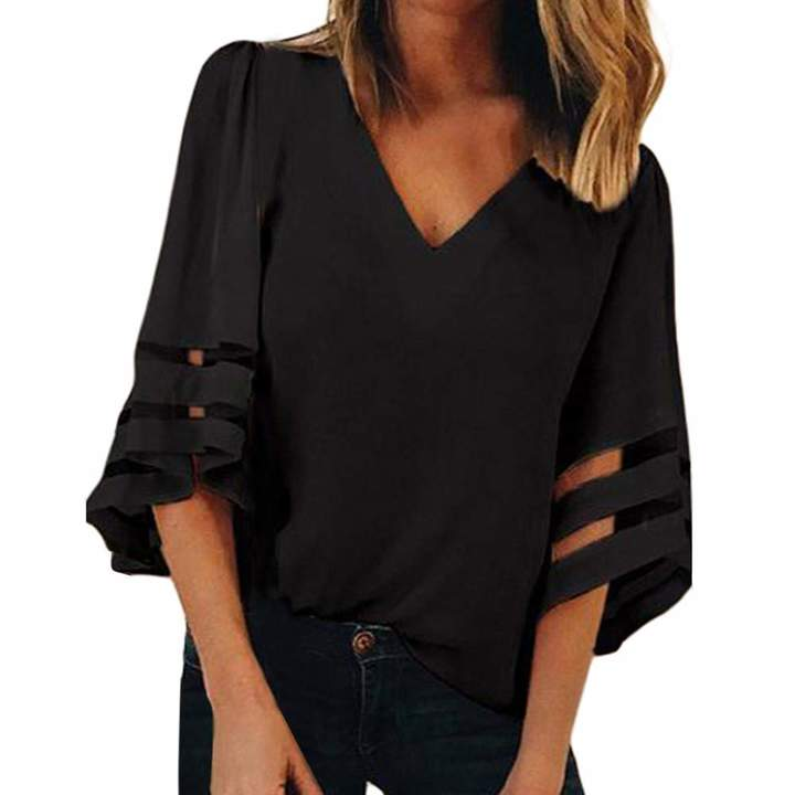 84e45d47a0bc0c Work Blouses For Women - ShopStyle Canada
