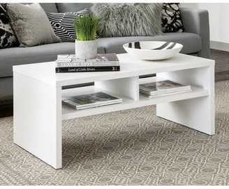 ClosetMaid Coffee Table Color: White