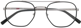 Liu Jo Oversized Aviator Glasses