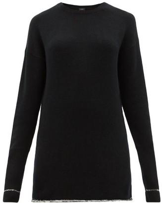 Joseph Oversized Cashmere Sweater - Womens - Black