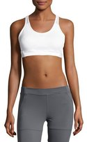 adidas by Stella McCartney The Pull-On Sports Bra, White