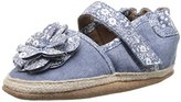 Robeez Jourdan Espadrille Soft Sole Crib Shoe (Infant)
