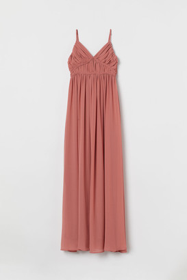 H&M Long Dress - Red