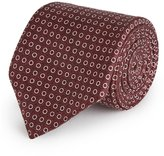 Reiss Kym - Silk Dot Tie in Red, Mens