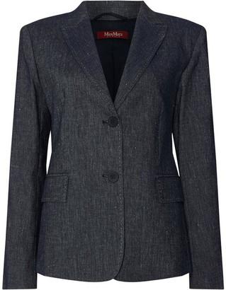 Max Mara Mirco jacket with double pocket