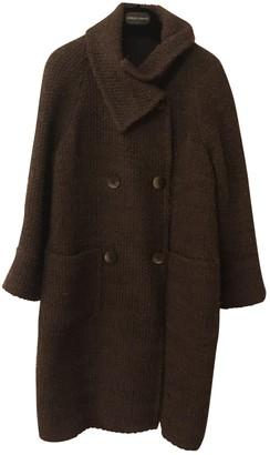 Tagliatore Grey Wool Coat for Women