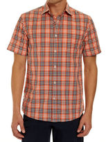 Sportscraft Short Sleeve Regular Olsen Shirt