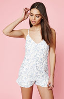 KENDALL + KYLIE Kendall & Kylie Embroidered Ruffle Romper