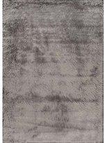 nuLoom Pinkie Handprint Grey Area Rug