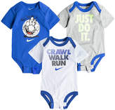 Nike 3-pc. Bodysuit Set-Baby Boys