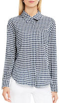 Two By Vince Camuto Gingham Utility Shirt