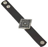 Leather Rock B805 Bracelet
