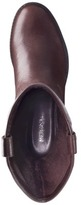 Merona Women's Kasia Leather Riding Boot - Burnished Red