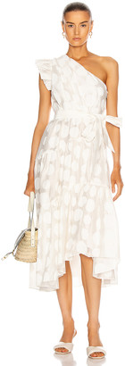 Ulla Johnson Ariane Dress in Blanc | FWRD