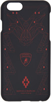 Marcelo Burlon County of Milan Black Lamborghini Iphone 6 Case