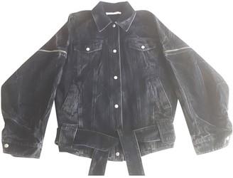 Givenchy Black Denim - Jeans Jackets