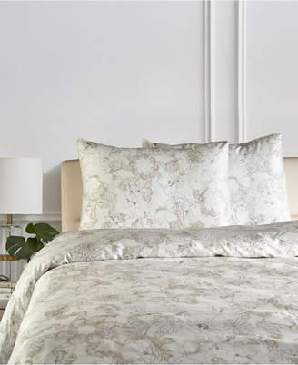 Enchante Home Essential 3 pieces Turkish Cotton Sateen Queen Duvet Cover Set Bedding