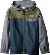 Columbia Kids Mountain Side Lined Windbreaker Boy's Coat