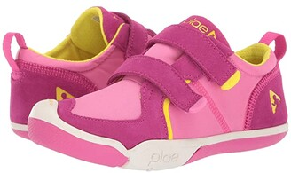 Plae Ty (Toddler/Little Kid) (Electric Fuchsia) Kid's Shoes