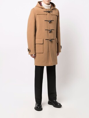 Gloverall Hooded Duffle Coat