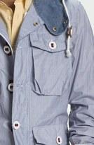 PRPS Stripe Hooded Sportcoat