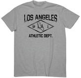 Mossimo Men's LA Athletics T-Shirt Light Gray M