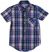 "Appaman Tilden"" Shirt (Toddler/Kid) - Pacific Blue-5"