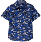Gymboree Pixel Camo Shirt